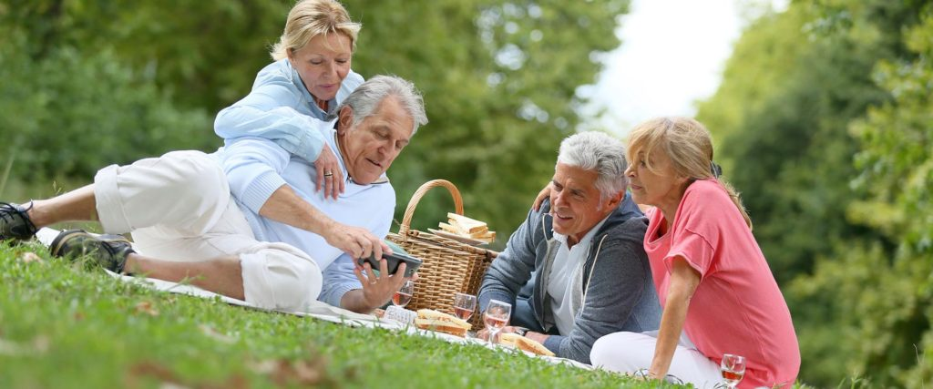 retirement planning with residential park homes
