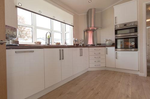 The Woburn - Kitchen