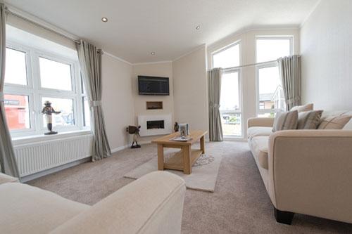 The Woburn - Living Room
