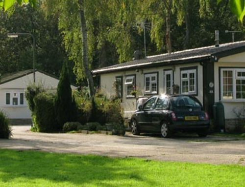 Havenwood Residential Park in West Sussex